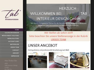 TAB Interieur Design GmbH