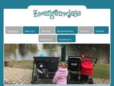 Kindertagespflege Zwergenwiese
