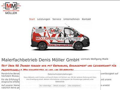 Malerfachbetrieb Wolfgang Malik GmbH