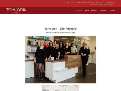 Tamschik - Die Friseure