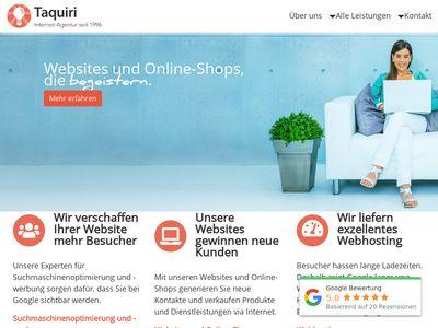 Taquiri GmbH & Co.