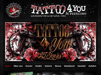 Tattoo 4 You