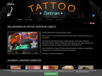 Tattoo Zentrum Lübeck