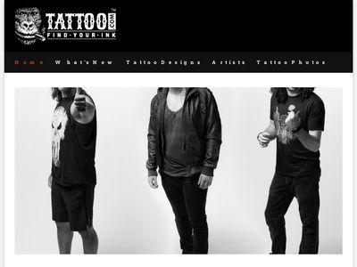 Tattoo Studio Blackline