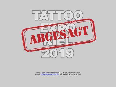 Tattoo Expo Kiel