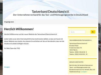 Taxiverband Deutschland e. V.
