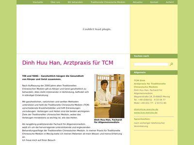 Han Dinh, Facharzt für Allgemeinmedizin