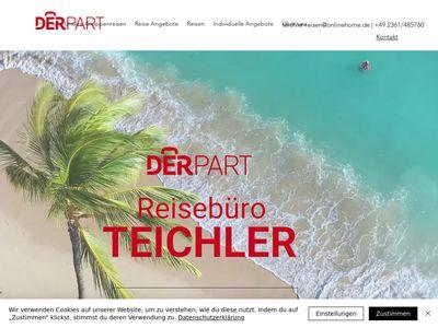 DERPART Reisebüro Teichler
