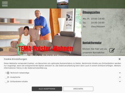 TEMA GmbH Polstermöbelvertrieb