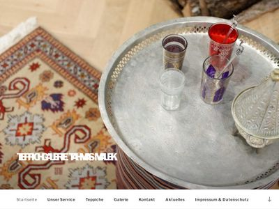 Teppichgalerie Malek Verk. - Rep. - Reinigung