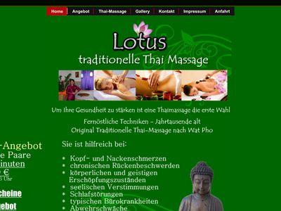 Lotus Wellness Thai Massage