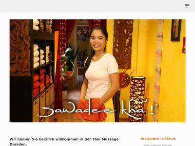 Traditionelle Thai Massage Dresden