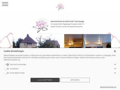 Preenas Traditionelle Thaimassage