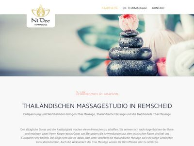 Traditionelle Thai Massage Remscheid