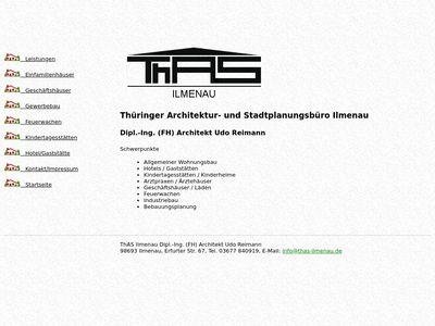 Reimann Udo Architekt
