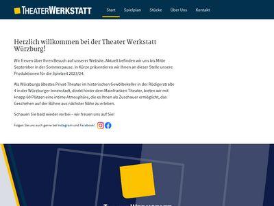 Theaterwerkstatt Würzburg