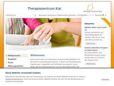 Therapiezentrum Kiel