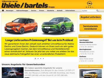 Autohaus Bartels GmbH