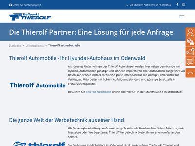 Treffpunkt Thierolf GmbH