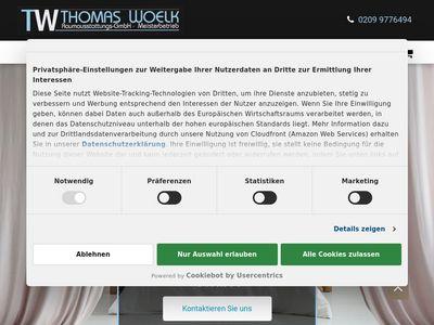 Thomas Woelk Raumausstattungs GmbH