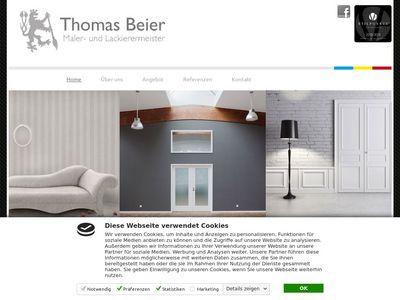 Malermeister Thomas Beier