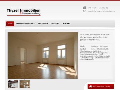 Thyzel Immobilien + Hausverwaltung