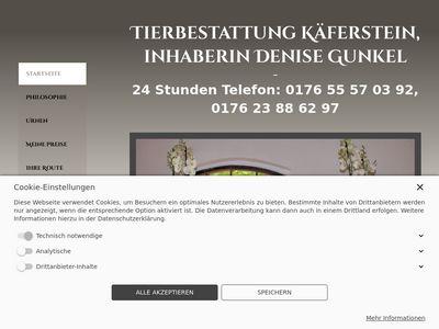 Tierbestattung Thorsten Käferstein
