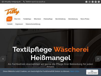 Schoewe Angelika chem. Reinigung