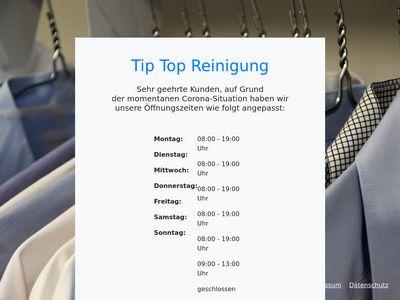 Tip Top Reinigung