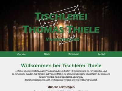 Tischlerei Thiele GmbH