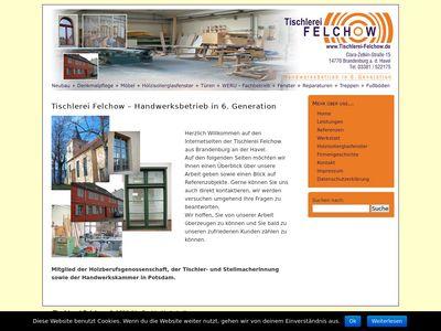 Tischlerei Steffen Felchow