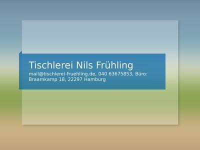Tischlerei Groth