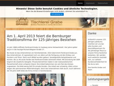 Grabe GmbH Tischlerei