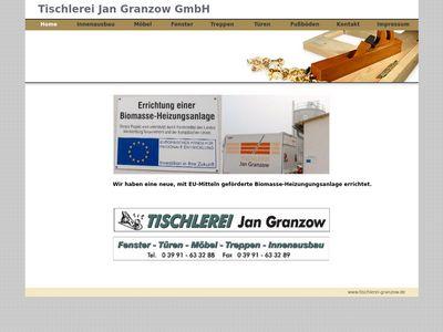 Tischlerei Jan Granzow GmbH
