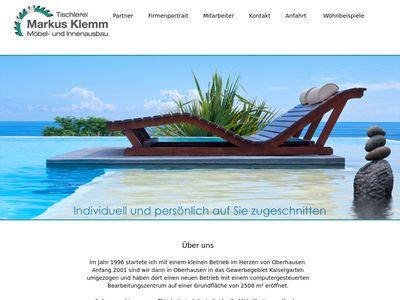 Tischlerei Markus Klemm GmbH