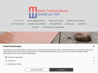 Möbel Tischlerei Meinert