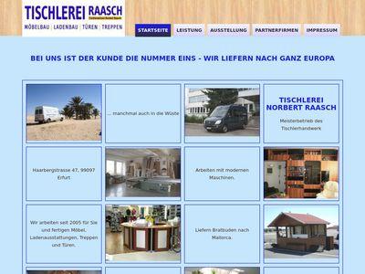 Tischlerei Norbert Raasch