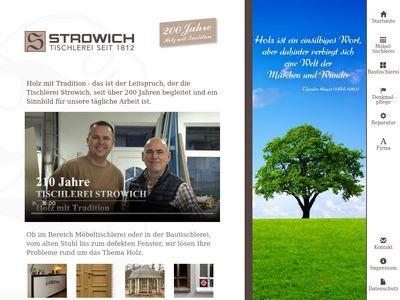 Tischlerei Strowich GmbH