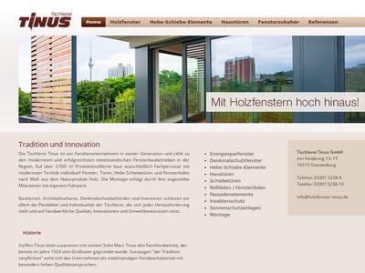 Tischlerei Tinus GmbH