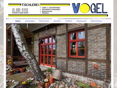 VOGEL Tischlerei GmbH