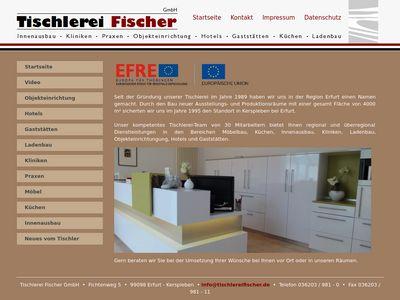 Tischlerei Fischer