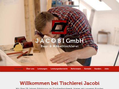 Jacobi GmbH Bau- und Möbeltischlerei