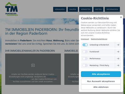 Tm Immobilien Paderborn