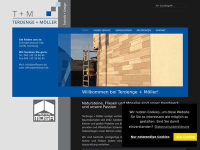 Terdenge + Möller Fliesen GmbH