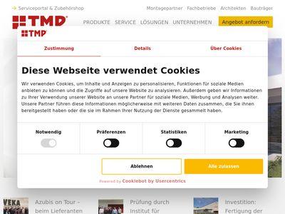 TMP Fenster und Türen GmbH