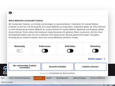 Autohaus Tobaben   Ford in Buxtehude