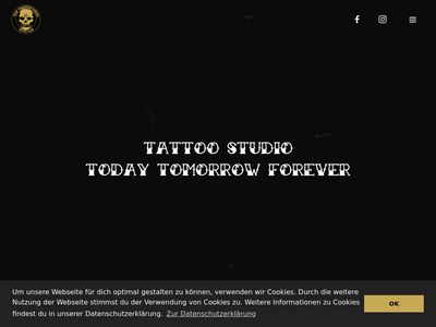 Today Tomorrow Forever Tätowierstudio