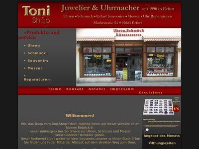 Toni-Shop