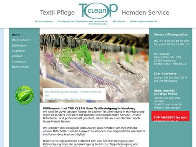Top-Clean Textilpflege Inh. Said Hosaine