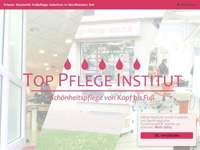 Top Pflege Institut - Sabine Fütterer